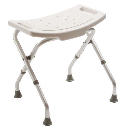 Drive, Drive Devilbiss, Drive Medical, Folding bath bench, folding bath bench without back, Bathroom, Bathroom aid, mobility, seat, perching stool, bath bench, bath seat