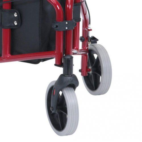 Tri Wheeled Folding Walker Wheels