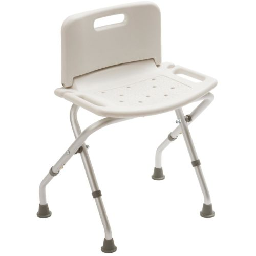 Drive, Drive Devilbiss, Drive Medical, Folding bath bench, folding bath bench with back, Bathroom, Bathroom aid, mobility, seat, perching stool, bath bench, bath seat