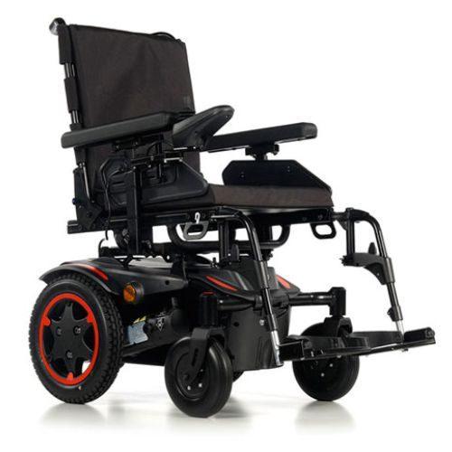 Sunrise Medical, Quickie Salsa Q100R, Electric Wheelchair, Powerchair