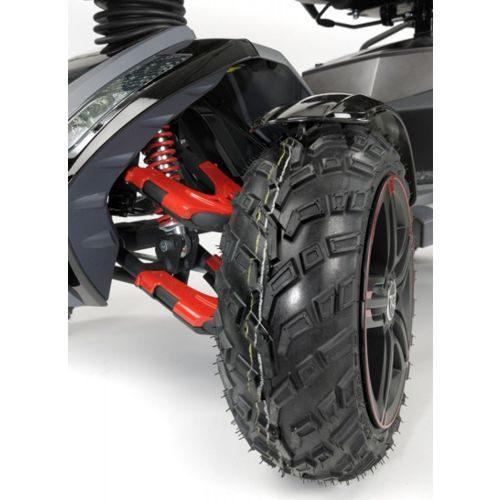 TGA Mobility, Vita X, Front Wheels, all terrain tyres