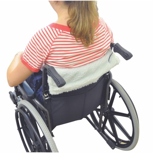 Aidapt, Fleece Lined Wheelchair Cosy, One size fits all, 100% Waterproof